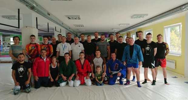 Международный турнир и мастер-классы по көрәш в Литве