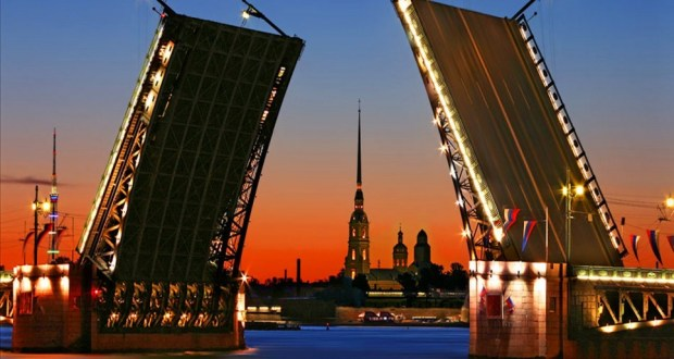 Петербург построили татары!