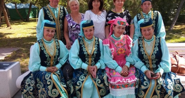 """In Volgograd the All-Russian Festival of National Cultures """"From the Volga to the Don"""" took place"""
