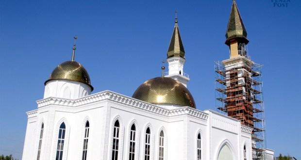 Строящаяся всем миром Соборная Мечеть в Пензе уже обрела архитектурный образ