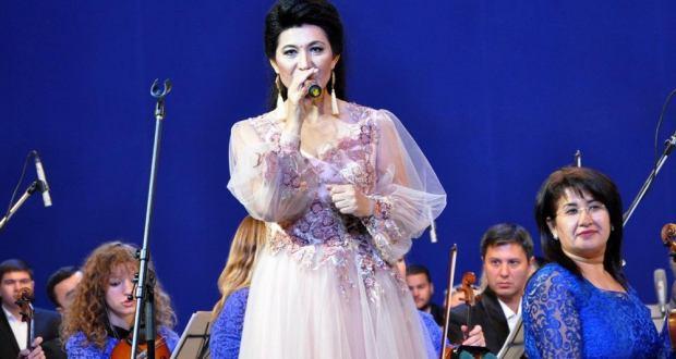 Юбилейный концерт Ферузы Халдаровой состоялся в Ташкенте