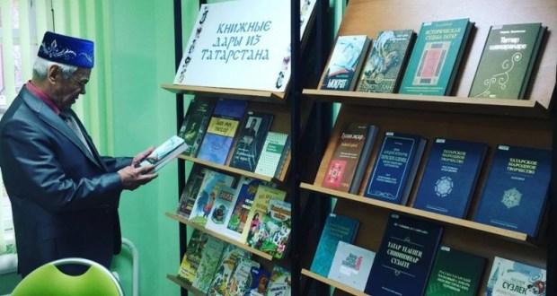 Төмәндә татар әдәбияты фонды ачылды