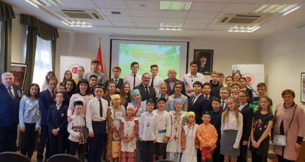 Генеральный консул Турции встретился с представителями детских коллективов