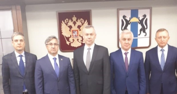 2019 елда Федераль Сабантуй Новосибирск шәһәрендә үтәчәк