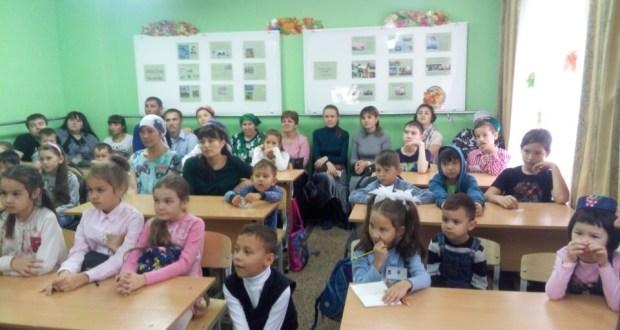 В воскресной школе Сургута приступают к изучению татарского языка