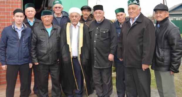 185-летний юбилей мечети отметили в Тюменской области