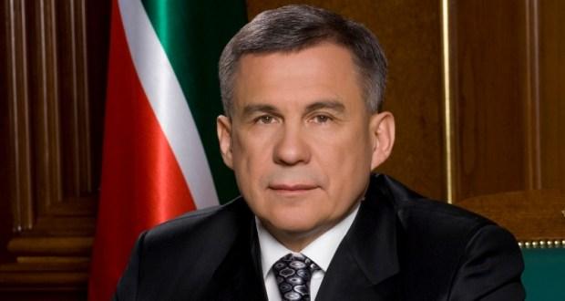 Обращение Президента Республики Татарстан Р.Н. Минниханова по случаю Нового года