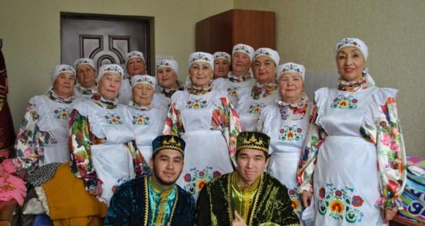 "PEAK GALYABANU: Tatar folklore ensemble from Kokshetau awarded the title ""People's"""