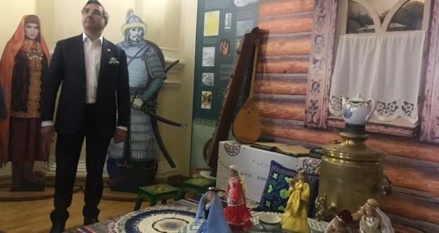 Председатель Национального совета познакомился с деятельностью Центра татарской культуры г.Тюмени