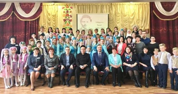 ФОТОРЕПОРТАЖ: публичное обсуждение эскиза Стратегии развития татарского народа в Нурлатском районе