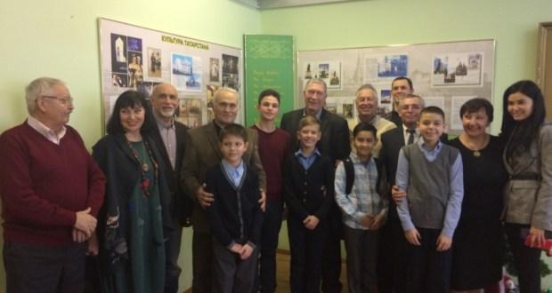 Корифеи театра Г.Камала встретились с учениками татарской школы Москвы