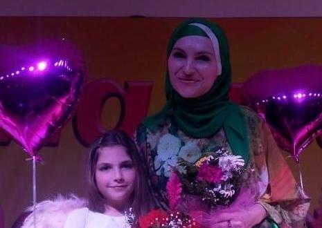 Прошел конкурс-концерт «Мама и Дочка»