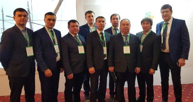 Сход предпринимателей татарских сел