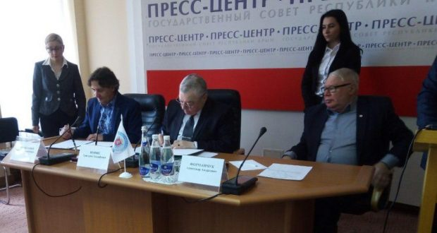 Crimean community  of Tatarstan and  Public Chamber of Crimea  have signed a cooperation agreement