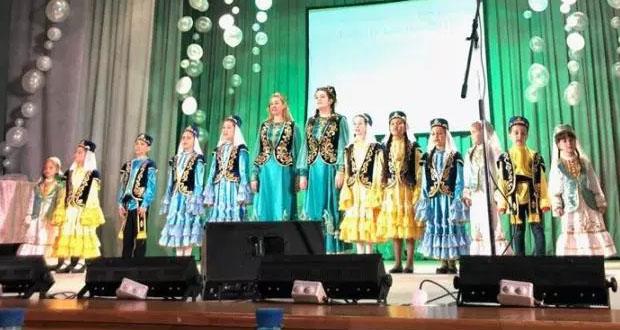 "Новосибирск выбрал ""Татар кызы-2019"""