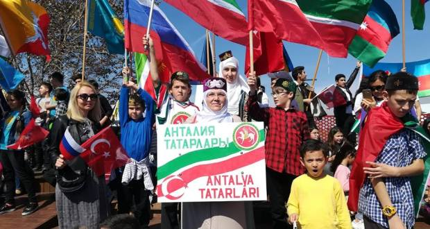 """In Antalya """"Celebration of culture and education""""held"""