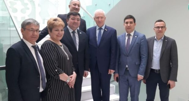 At the World Congress of Tatars, guests from Bashkortostan