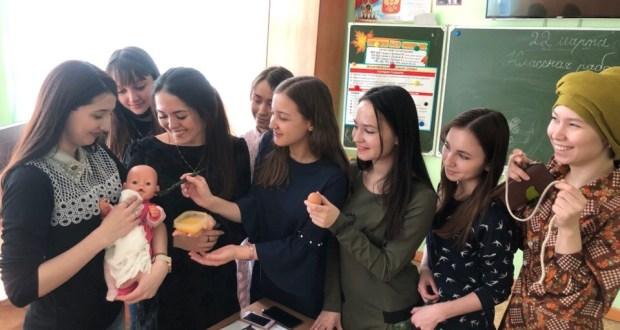 Первая встреча участниц «Татар кызы 2019» Челябинской области