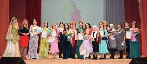 """In Nurlat,  the """"Tatar kyzy-2019"""" recognized"""