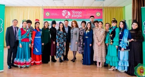 В Челябинске состоялся отборочный этап конкурса «Татар кызы-2019»