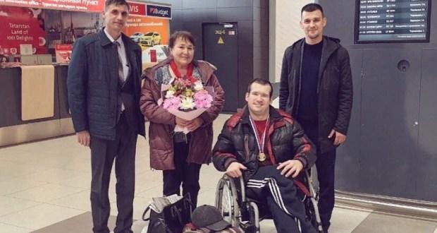 Татарстаннан Рамил Шәрәфетдинов-бочча буенча Россия чемпионы
