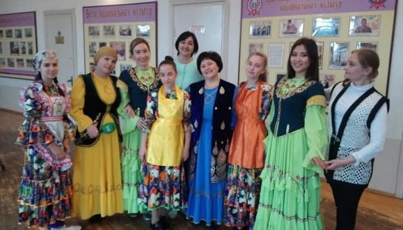 Краснодар татар җәмгыятендә кунакта «Яңа гасыр» телеканалы булды