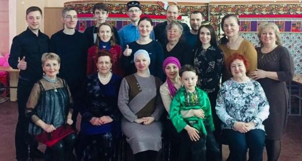 Татары Ивановской области побывали в гостях у Владимирских татар на мероприятии «Татар чәе»