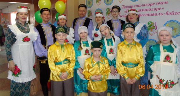 3 семьи представили Магнитогорск на фестивале-конкурсе Семейные сокровища («ГАИЛӘ ХӘЗИНӘЛӘРЕ») в Набережных Челнах