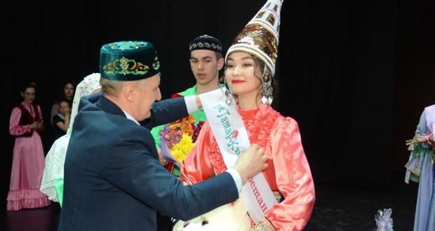 Руфина Гайнутдинова из Костаная победила в областном конкурсе «Татар-кызы 2019»