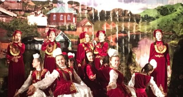 Ульяновскида Мордовия татарлары мәдәнияте көне узды