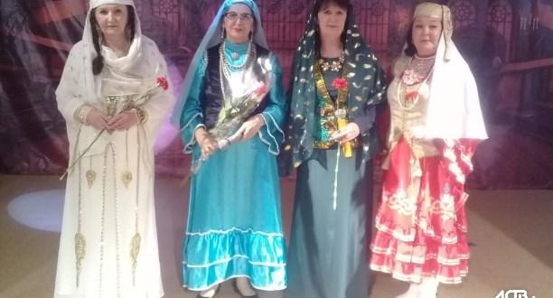 Новый татарский ансамбль «Сандугач» дал свой первый концерт в Охе