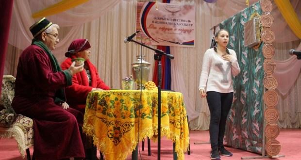 «От сердца к сердцу» — фестиваль национальных культур прошел в ДК сельского поселения Выселки Ставропольского района