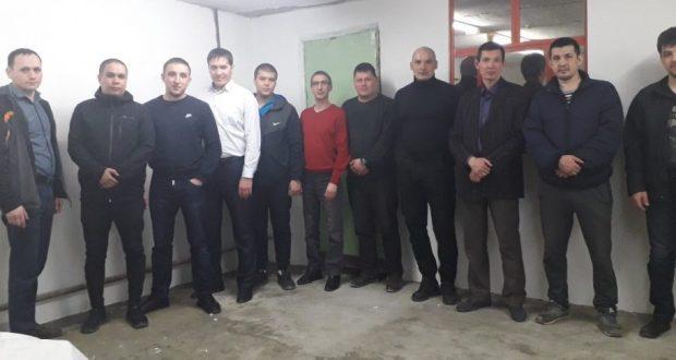 «Молодёжный культурно -деловой центр татар Тюменской области» обсудили план работы