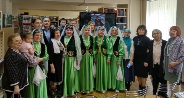 В Санкт-Петербурге состоялись Тукаевские чтения