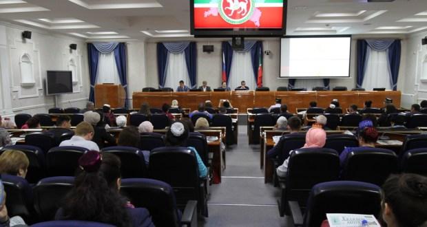 ФОТОРЕПОРТАЖ: Бөтендөнья татар конгрессының Татарстандагы җирле оешма җитәкчеләре җыелышы