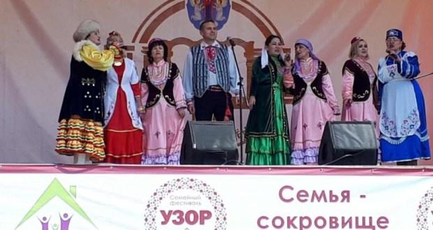 Международный день семьи в Лошицком парке Минска