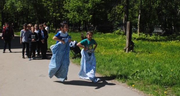 В тринадцатый раз для ивановских школьников прошёл спортивно-оздоровительный праздник «Детский Сабантуй»