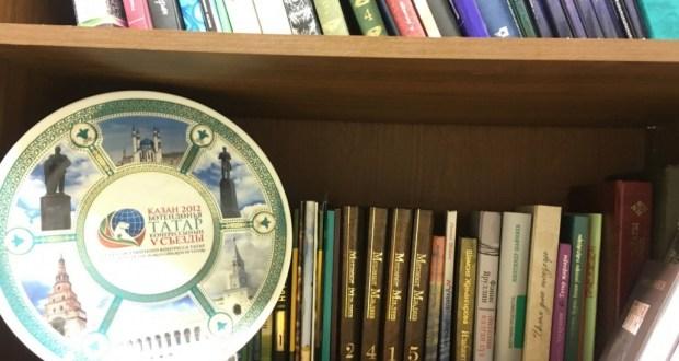 Библиотеки татарских сел Нижегородской области продолжают получать татарскую литературу