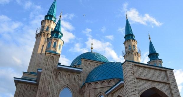 В Рамазан в Татарстане открылась еще одна мечеть. Теперь в Нурлате