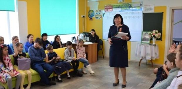 Открытый урок татарской культуры и истории в Нижневартовске