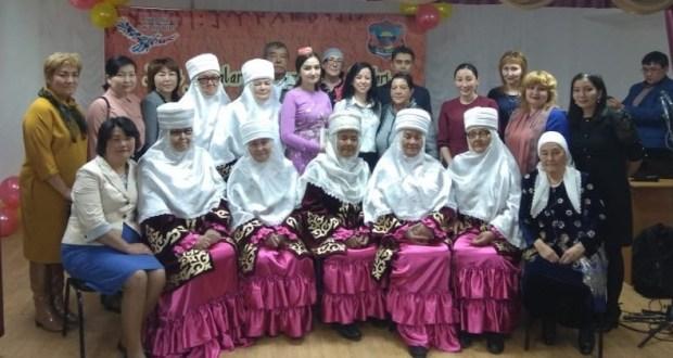 Татарский культурный центр «Заман» города Омска посетил село в Иртышском районе Казахстана