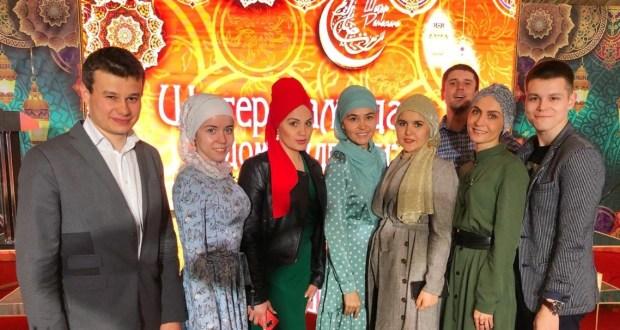 «Штаб татар» принял участие в открытии «Шатра Рамадана»