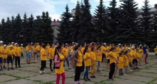 Interregional camp with speech practice in Tatar language opened in Arsk district of the Republic of Tatarstan