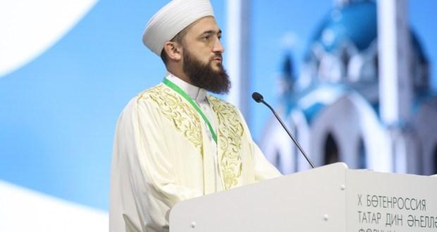 Камиль хазрат Самигуллин заявил о необходимости изменения концепции строительства мечетей в городах