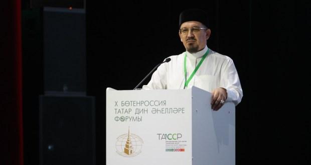 Мукаддас Бибарсов: Потеря исламской идентичности обернулась для части татар потерей национальной идентичности