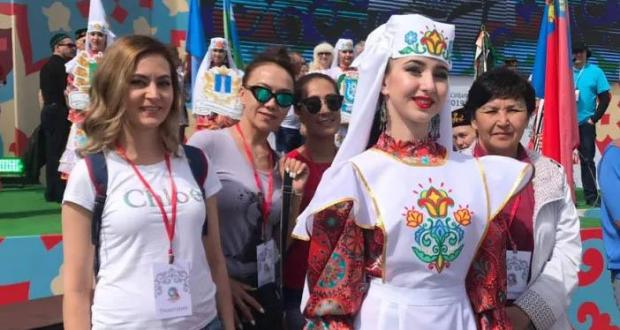 Федеральный Сабантуй в Новосибирске собрал гостей со всей страны (ФОТОРЕПОРТАЖ)