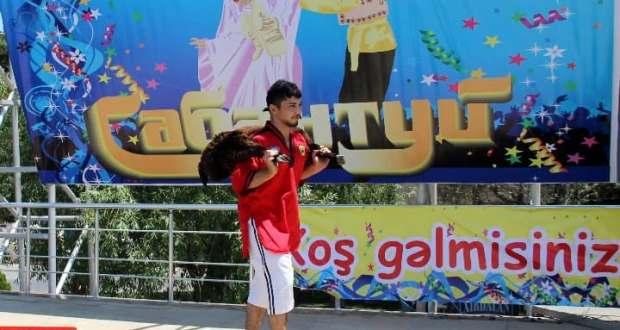 В Баку отметили татарский народный праздник Сабантуй-2019