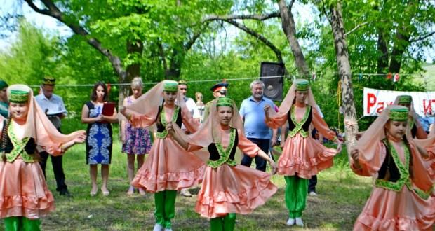 Сабантуй-2019 – преемственность культурного наследия татар  на земле Донбасса