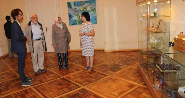 В Постоянном представительстве РТ в Свердловской области приняли гостей из Канады