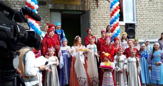 В Златоусте состоялось торжественное открытие Дома дружбы народов